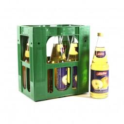 Möller Apfelsaft Klar 6x1l Glas (+Pfand 2,40€)