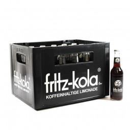 Fritz Cola 24x0,33l (+Pfand 3,42€)