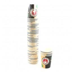 Pappbecher - Kaffeebecher 50Stck 0,2l