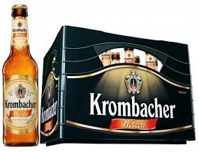 Krombacher Weizen 20x0,5l (+3,10€ Pfand)