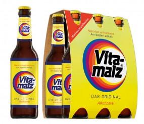 Vitamalz 6x0,33L (+ 0,48€ Pfand)