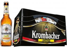 Krombacher Radler A.frei 24x0,33l (+Pfand 3,42€)