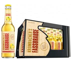 Krombacher Fassbrause Lemon 24x0,33l (+Pfand 3,42€)