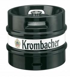 Krombacher 50 L Fassbier (+ 30,00€ Pfand)