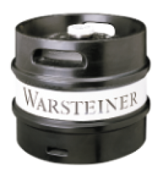 Warsteiner 30 L Fassbier (+ 30,00€ Pfand)