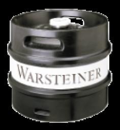 Warsteiner 50 L Fassbier (+ 30,00€ Pfand)