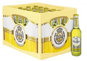 Warsteiner Lemon 24x0,33l (+Pfand 3,42€)