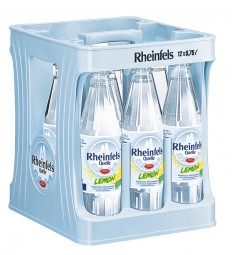 Rheinfels Lemon 12x0,75l PET (+Pfand 3,30€)