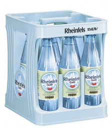 Rheinfels Medium 12x0,75l PET (+Pfand 3,30€)