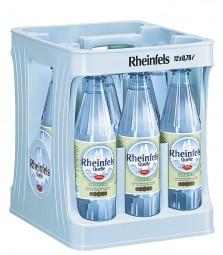 Rheinfels Medium 12x0,75l PET (+Pfand 3,30€)