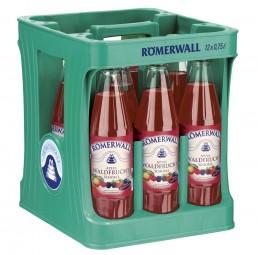 Römerwall Waldfruchtschorle 12x0,7l PET (+Pfand 3,30€)