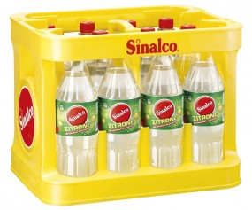 Sinalco Zitrone Klar 12x1l PET (+Pfand 3,30€)